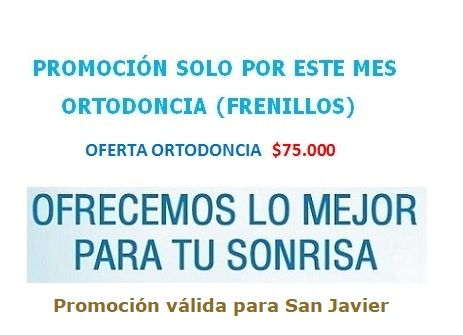 frenillos brackets ortodoncia san javier clinica dental